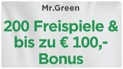 200 Freispiele um Echtgeld