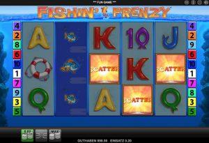Fishin' Frenzy 4