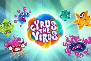 Cyrus the Virus Logo