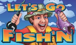Let's Go Fish'n Logo