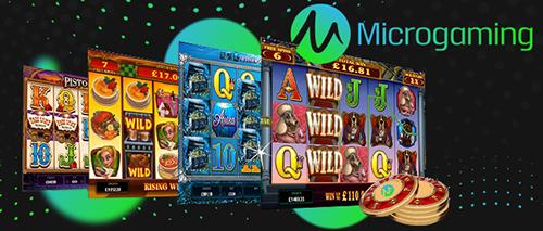 Microgaming Casino Bild