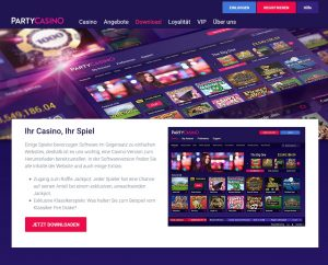 partycasino-download