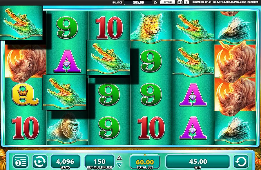 Spiele Raging Reindeer - Video Slots Online