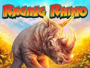 Raging Rhino Logo