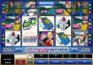 Agent Jane Blonde2