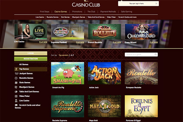 Casinoclub Com
