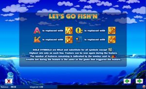 Let's Go Fish'n 5