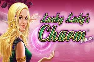 Lucky Lady's Charm Deluxe Logo