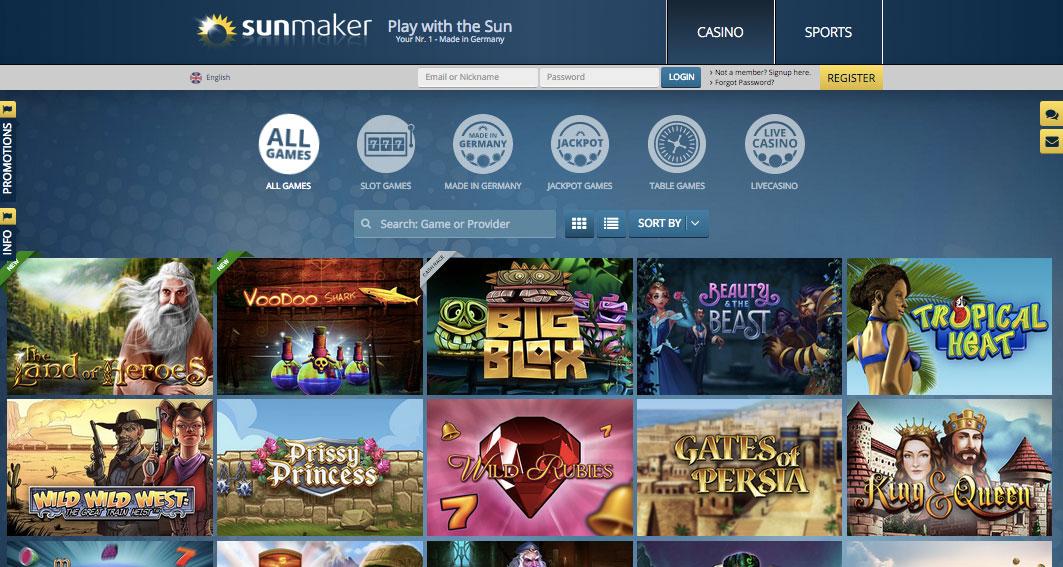 Merkur casino games online in full hd sunmaker home columbus ohio poker clubs