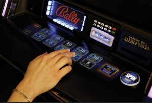 Slot Mashine © Bally Technologie