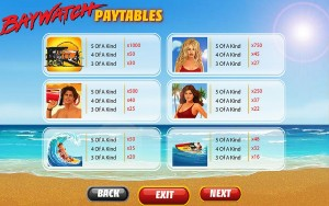 baywatch-paytable