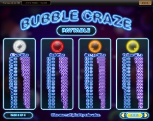 bubble-craze-paytable