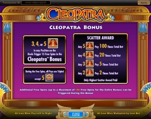 cleopatra-bonus