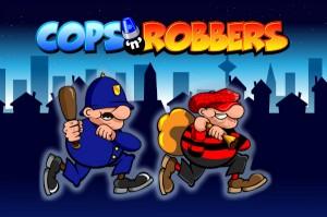 Cops N Robbers Logo