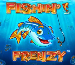 Fishin' Frenzy Logo
