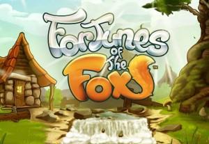 Foxy Fortunes Logo