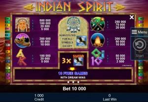 indian-spirit-paytable