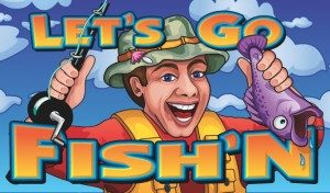 Let's Go Fish'n Logo