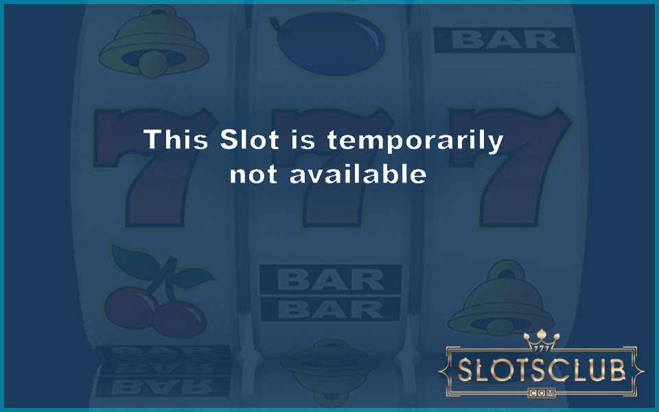 slot is not available